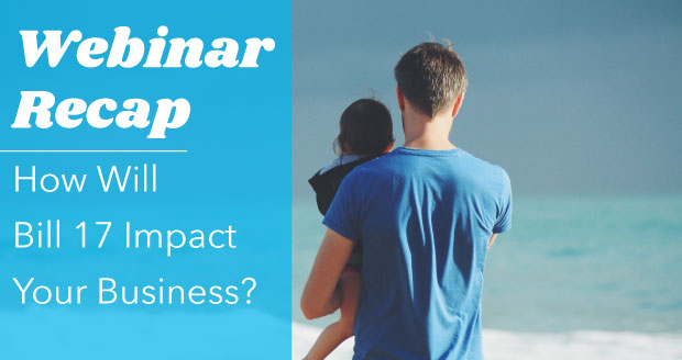 CPHR Alberta Webinar Recap: How Will Bill 17 Affect Your Business?