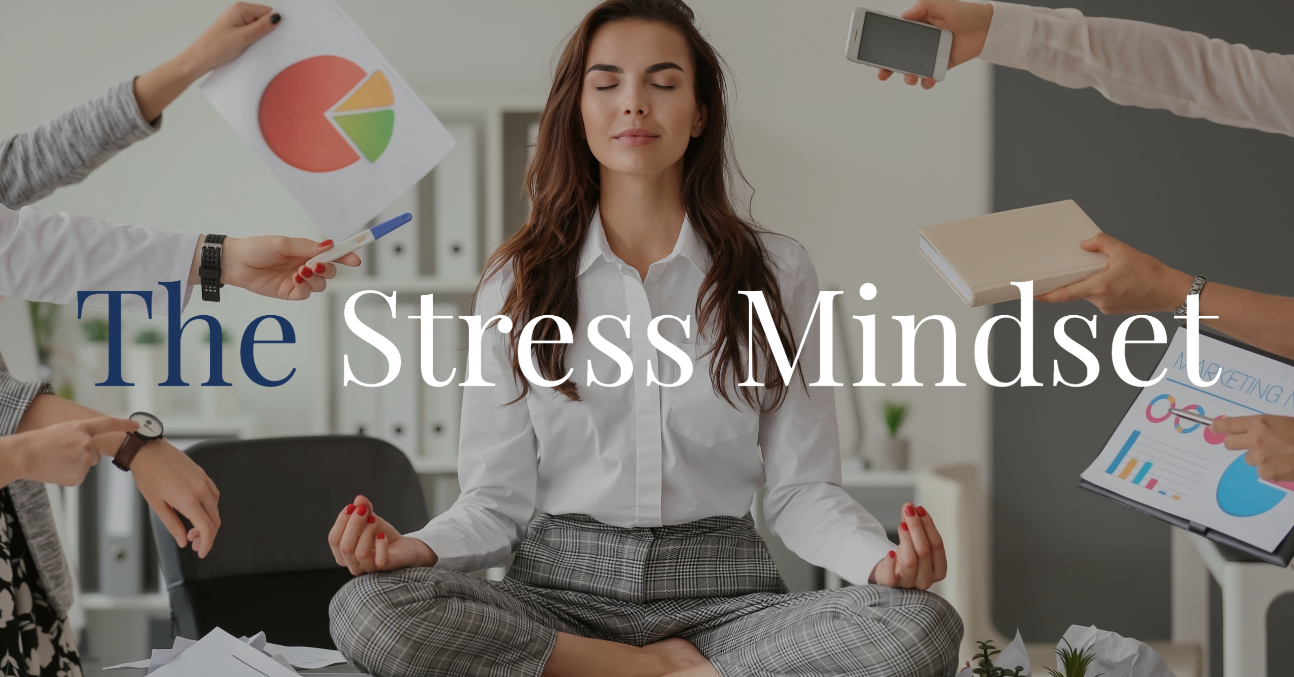 The Stress Mindset: Change how you engage with stress