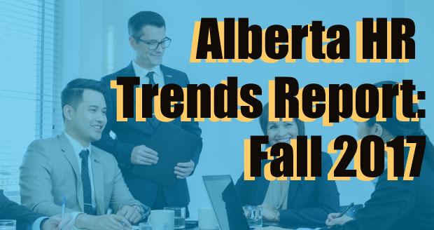 CPHR Alberta HR Trends Report Fall 2017