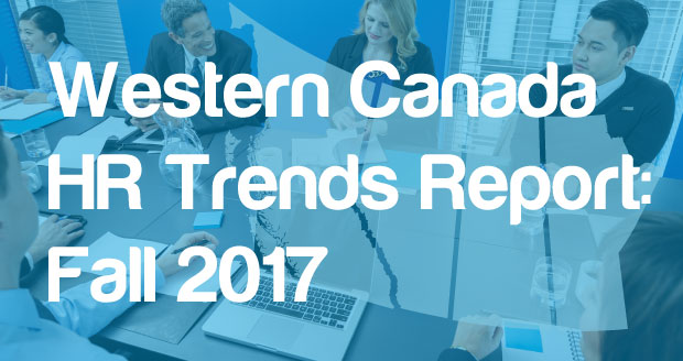 Western Canada HR Trends Report Fall 2017